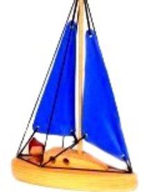 Voilier Cheval de Bois Sail Boat