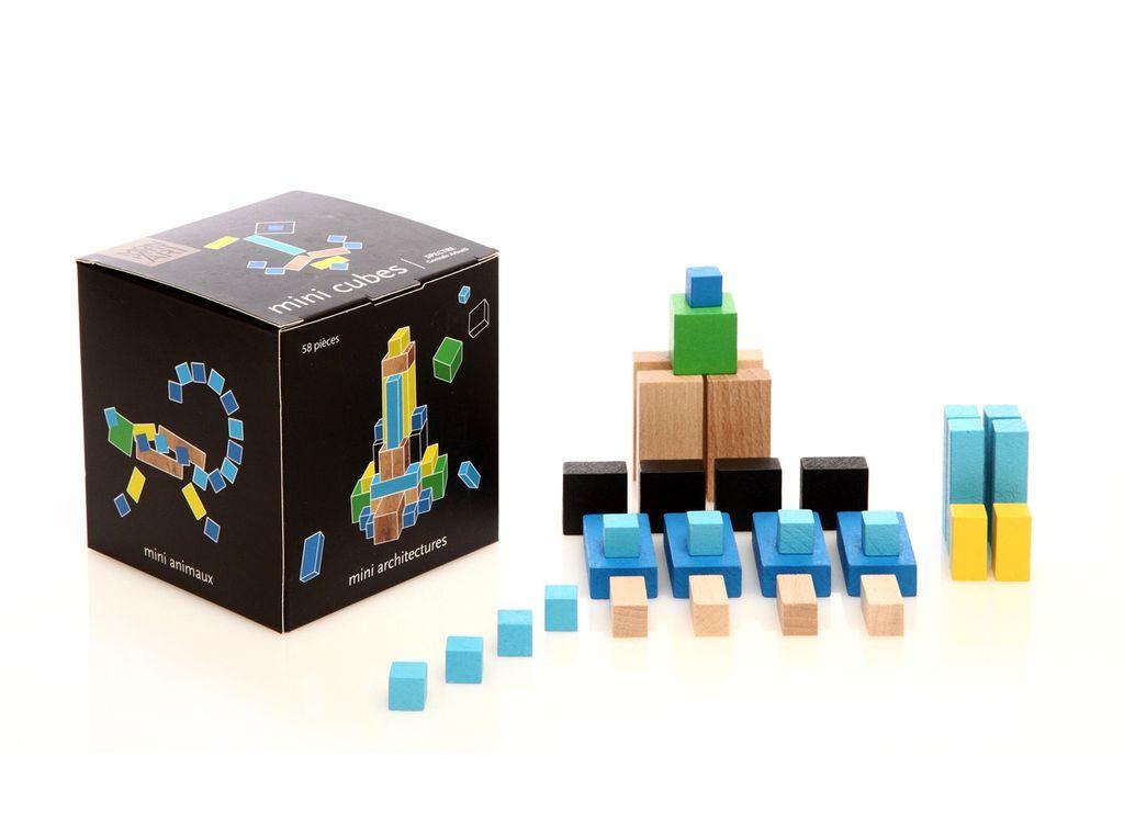 Mon Petit Art Mini Cubes à Jouer de Mon Petit Art-Spectre