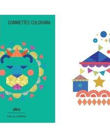 Cahier de Gommettes Colorama Ultra de Mon Petit Art/ Stickers