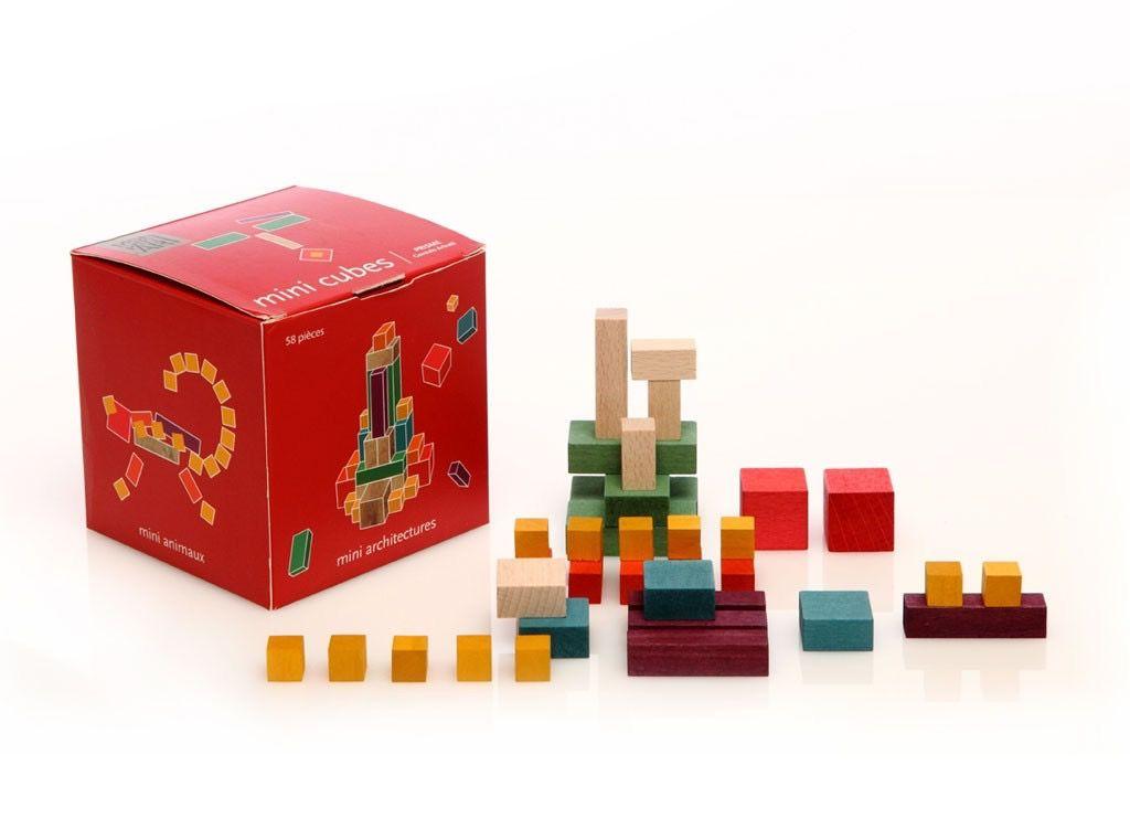 Mon Petit Art Mini Cubes à Jouer de Mon Petit Art-Prisme