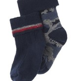 Noppies Paquet de 2 Paires de Bas Noppies /Socks 2Pck Cas