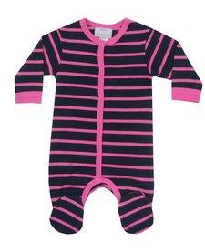 Pyjama Rayé Coccoli /Stripe Footie