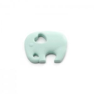 Bulle Jouet de dentition Éléphant Menthe de Bulle