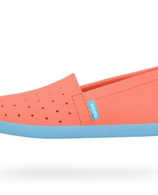 Souliers Native Venice Child Snapper Red/Bubble Blue