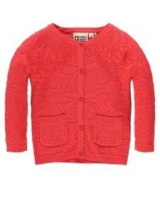 Veste à Boutons Tumble 'N Dry/ Cardigan Jansje Hisbiscus