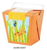 Mano Verde Boîte Mano Verde Herbe à Chat/ Catgrass Box