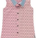 Tumble 'N Dry Chandail sans Manche à Boutons de Tumble 'N Dry/ Bl-NSL Shirt Crystal Rose