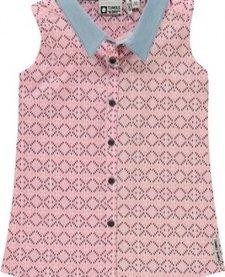 Chandail sans Manche à Boutons de Tumble 'N Dry/ Bl-NSL Shirt Crystal Rose