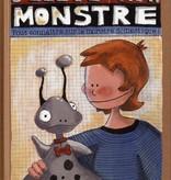Les 400 coups Livre «J'élève mon monstre » d'Élise Gravel. Éditions Les 400 Coups, 32 pages, 5ans+