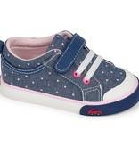 See Kai Run Souliers Kristin Blue/Dots See Kai Run Sneakers