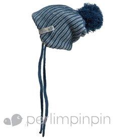 FW16 Tuque Acrylique à Pompon de Perlimpinpin/ Winter Hat