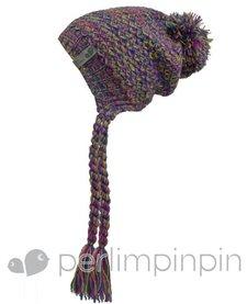 Tuque Acrylique à Oreilles Aille de Perlimpinpin/ Winter Hat