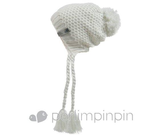 Perlimpinpin FW16 Tuque Acrylique à Oreilles Cille de Perlimpinpin/ Winter Hat