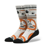 Instance Bas Adultes Instance Star Wars BB8 / Adult Socks SW BB8 Tan