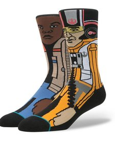 Bas Instance Star Wars La Résistance / Socks Boys SW The Resistance 2 Orange