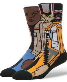 Bas Adultes La Résistance Star Wars BB8 / Adult Socks SW The Resistance Orange