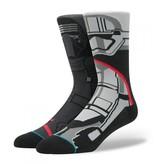 Instance Bas Instance Star Wars Le Premier Ordre / Socks Boys SW First Order Dark Grey