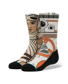 Bas Instance Star Wars La Résistance Tan / Socks Boys SW The Resistance Tan - Pointure 12 à J5