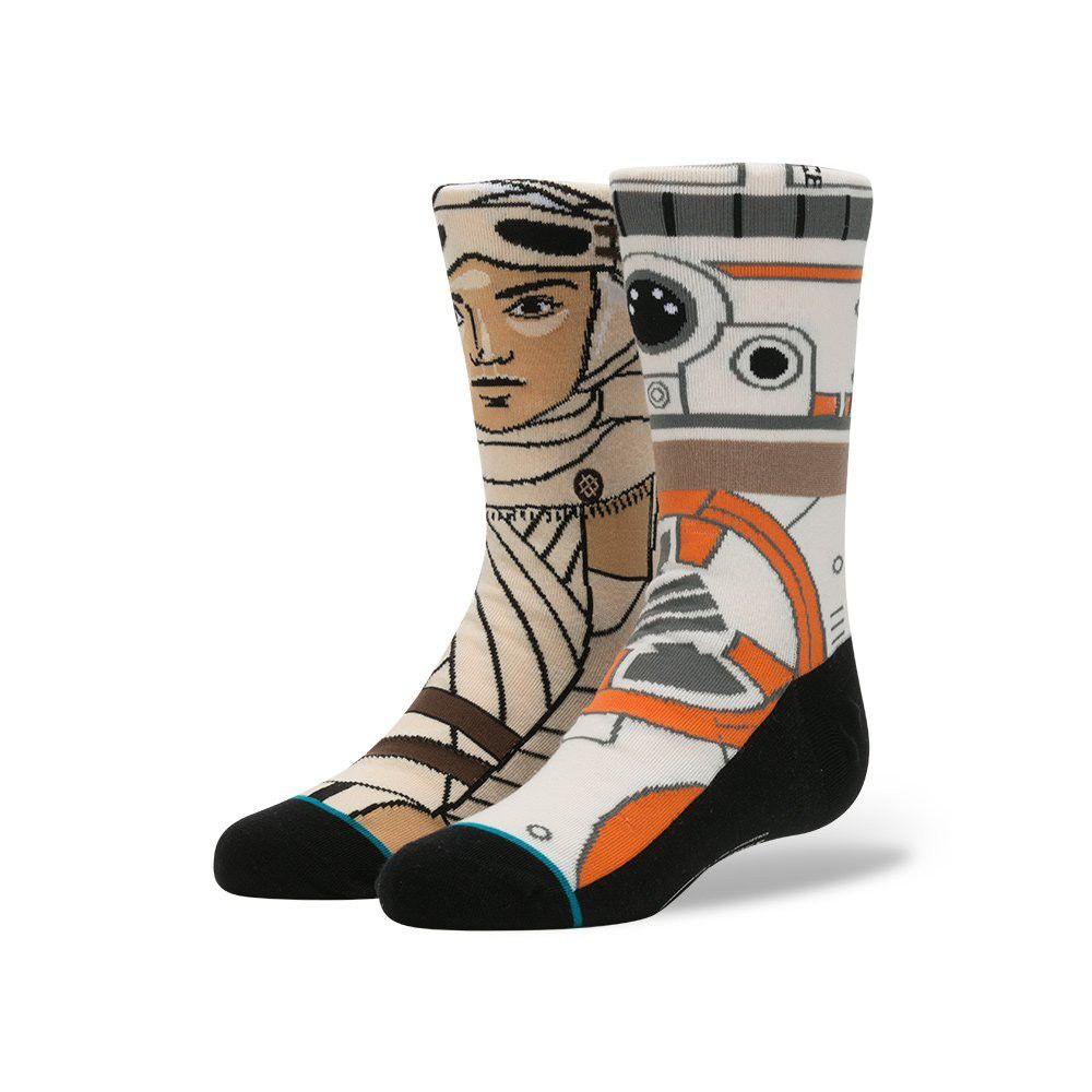 Instance Bas Instance Star Wars La Résistance Tan / Socks Boys SW The Resistance Tan - Pointure 12 à J5