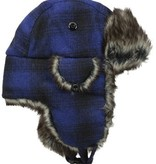 Appaman FW17 Tuque à Oreille Appaman/Muscle Trapper Hat Heather DRESS BLUES