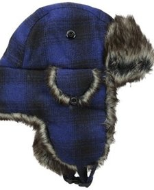 FW17 Tuque à Oreille Appaman/Muscle Trapper Hat Heather DRESS BLUES
