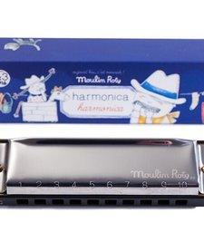 Harmonica Moulin Roty/ Harmonica