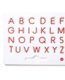 Tablette et Crayon Magnétique Lettres Majuscules de Kido/ A to Z Magnatab