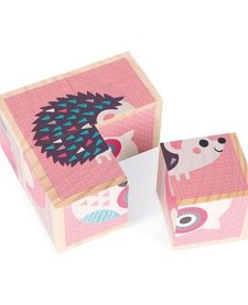 Mes Premiers Cubes Janod/ My First Blocks Animals