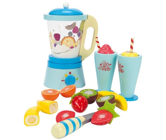 Le Toy Van Ensemble Mélangeur à Fruits Smoothie Honeybake de Toy Van/ Blender Set