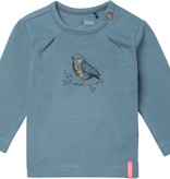 Noppies FW16-Chandail avec Oiseau de Noppies/B Tee is California