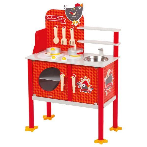 Janod Cuisine Cocotte Maxi de Janod/French Cocotte Maxi Cooker