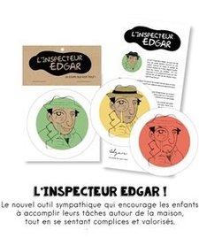 L'Inspecteur Edgar Les Belles Combines