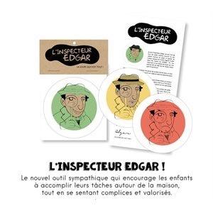 Les Belles Combines L'Inspecteur Edgar Les Belles Combines