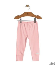 SS17 Legging Uni Up Baby/ Solid Jersey Cotton Pants Pink