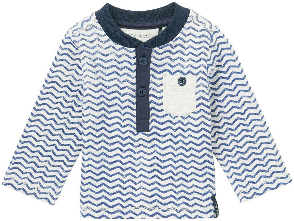 Noppies SS17-Chandail de Noppies/ Tee is Dighton Indigo Blue