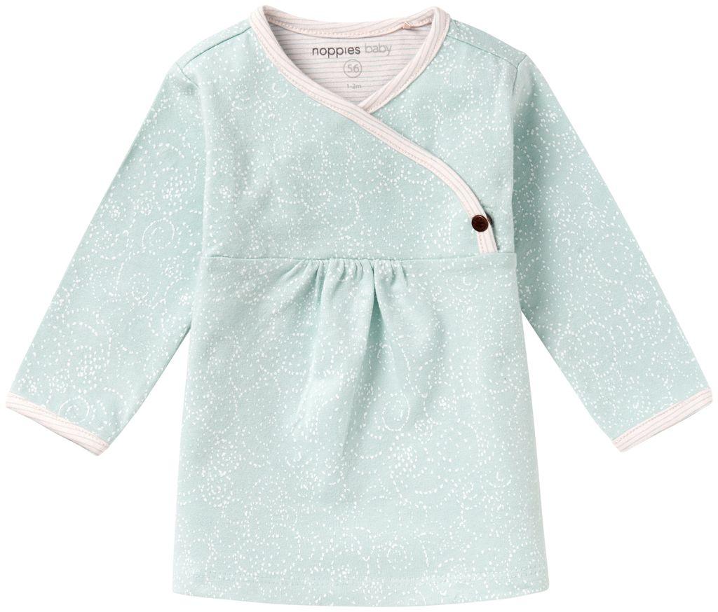 Noppies SS17 Robe Cache-Coeur de Noppies/ G Dress Ls Dearborn