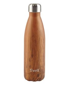 Bouteille S'well 500ml Bois/ S'Well Bottle Teakwood 17oz