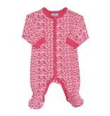 Coccoli SS17 Pyjama Une Pièce à Motifs de Coccoli/ Cotton Footie
