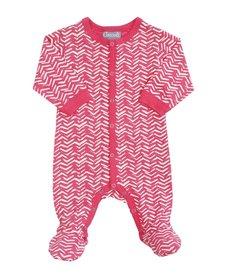 SS17 Pyjama Une Pièce à Motifs de Coccoli/ Cotton Footie