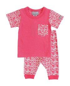 SS17 Pyjama 2 Pièces à Motifs de Coccoli/ Cotton 2 Pieces