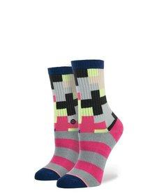 Bas inStance / Kids Socks Harocross Pink (Taille 2-5.5)
