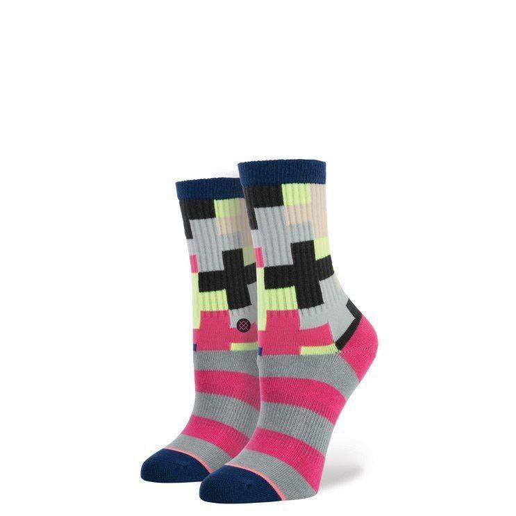 Instance Bas inStance / Kids Socks Harocross Pink (Taille 2-5.5)