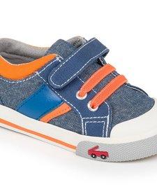 SS17 Souliers Sammi Blue/Orange See Kai run Sneakers