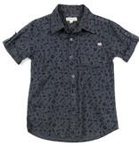 Appaman SS17 Chemise à Outils Appaman/Pattern Shirt Toolbox Castlerock