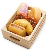 Le Toy Van Panier du Boulanger en Bois de Toy Van/ Wooden Baker Basket