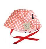 Alice et Simone SS17 Chapeau Réversible Alice et Simone Gouttes Corail et Cygnes /Summer Hat