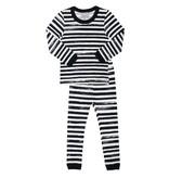 Coccoli SS17 Pyjama 2 Pièces Lignés de Coccoli/ Cotton 2 Pieces