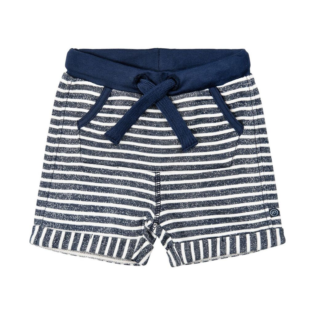 Minymo SS17 Short Ligné Minymo/ Striped Sort