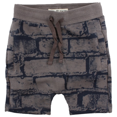 Small Rags SS17 Short Façon Briques de Small Rags / Sweat Shorts