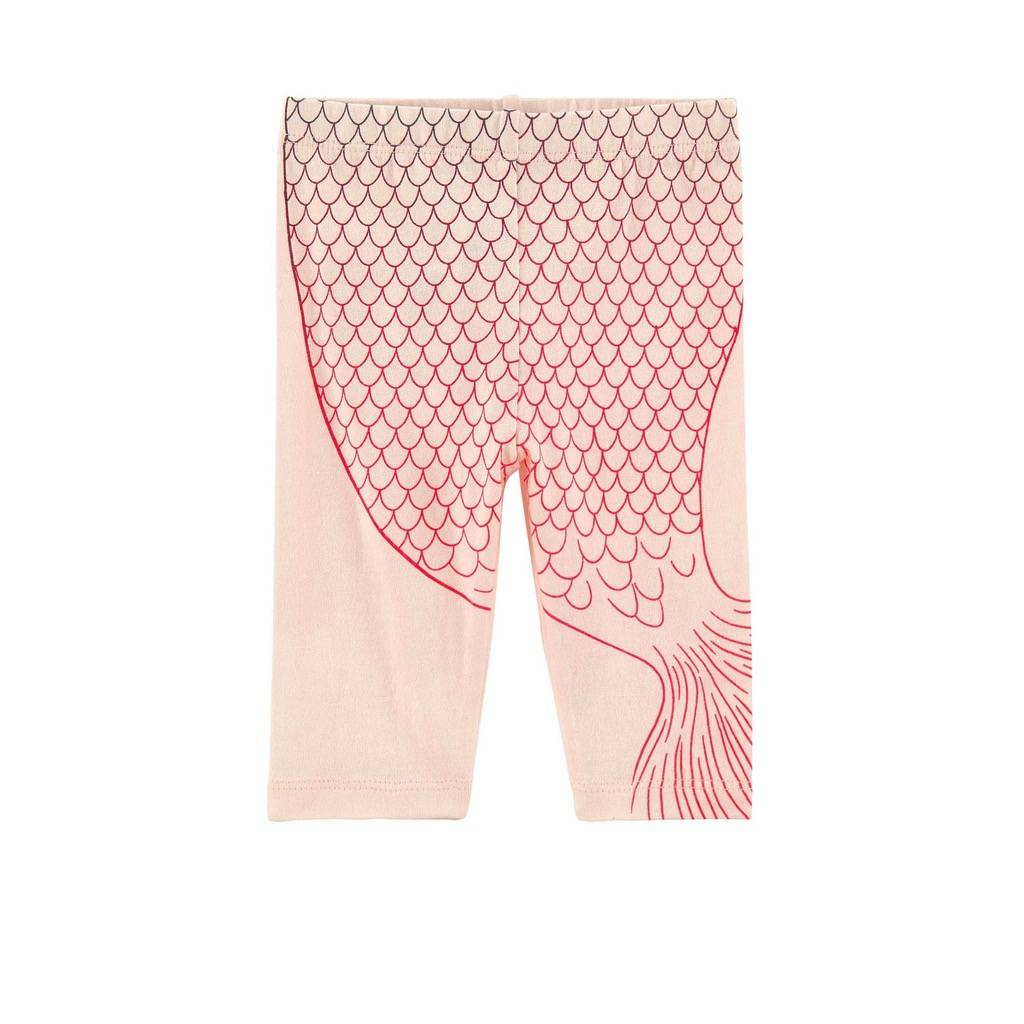 Billieblush Legging Sirène avec Écailles Multicolores de BillieBlush/Mermaid Legging